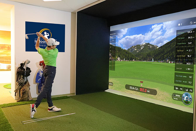 Indoor-GOLF Villach